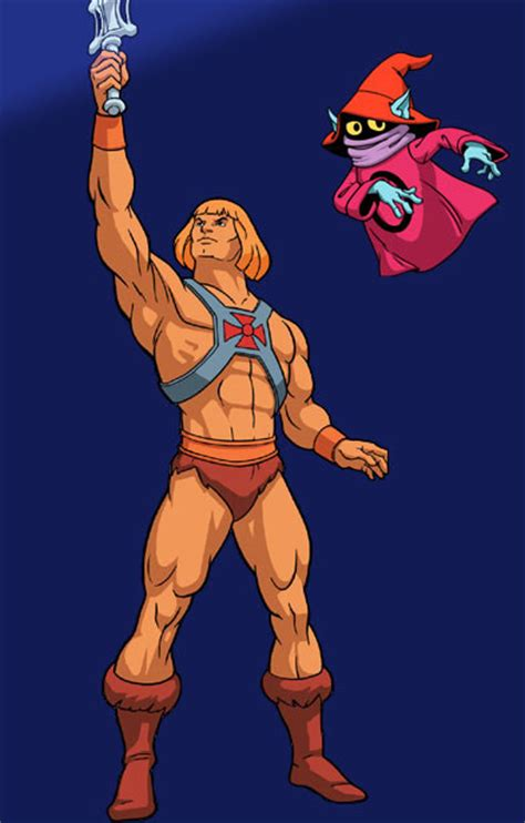 film kartun heman he man and the masters of the universe classic cartoon