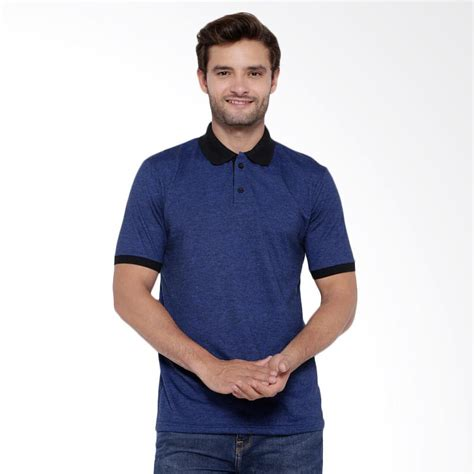 Kaos Pria Cotton On jual blvnkshirt kaos kerah cotton costa polo shirt pria