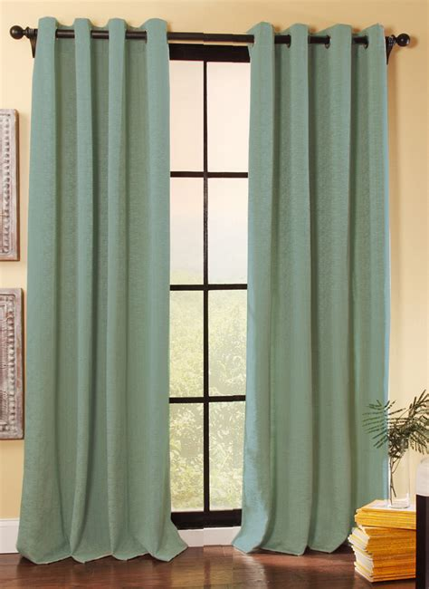 spa curtains utah grommet top panel spa renaissance home fashions