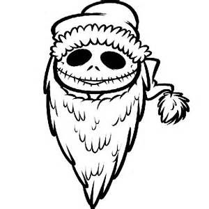 free printable nightmare christmas coloring pages coloring pages kids