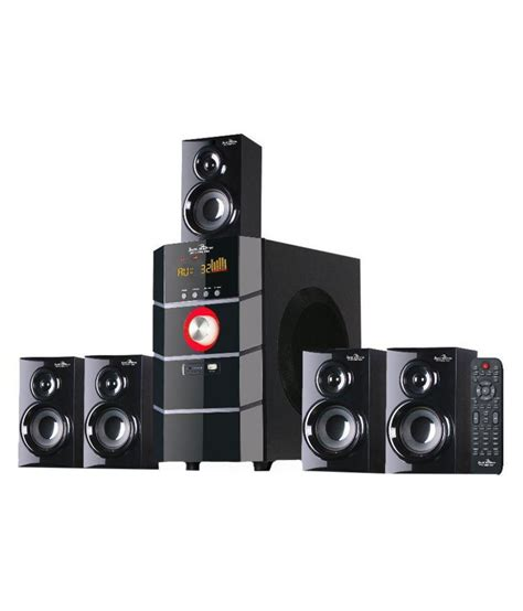 Speaker Vcd buy martin jm 7788 muf 5 1 speaker system at best price in india snapdeal