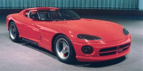 1989 dodge viper future classic dodge viper classiccars journal