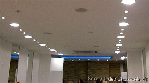 le led decke led shop beleuchtung led lichtkonzepte gmbh