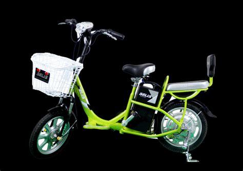 Selis Motor Listrik Trail Orange sepeda listrik quot selis quot