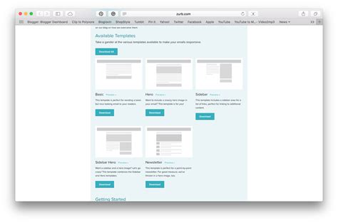 email marketing mailchimp and free templates levelten