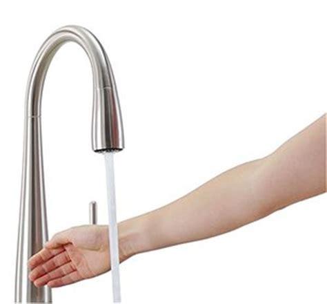 best touchless kitchen faucet 2015 moen arbor 7594 kohler kitchen faucets touchless besto blog