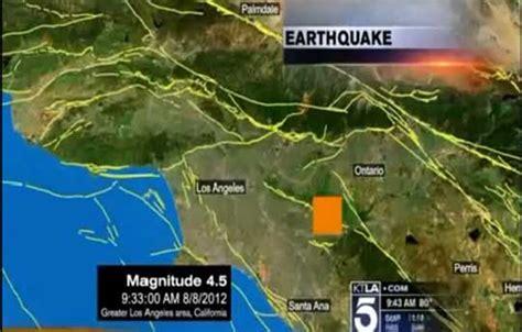 Earthquake California Today | earthquake in california