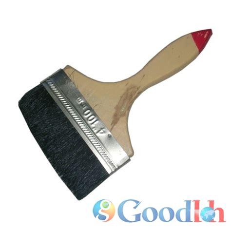 Kuas Tangan Kuas Cat Paint Brush 4 Inch Merk Original piant brush 4 inch 100mm goodloh manufacturers