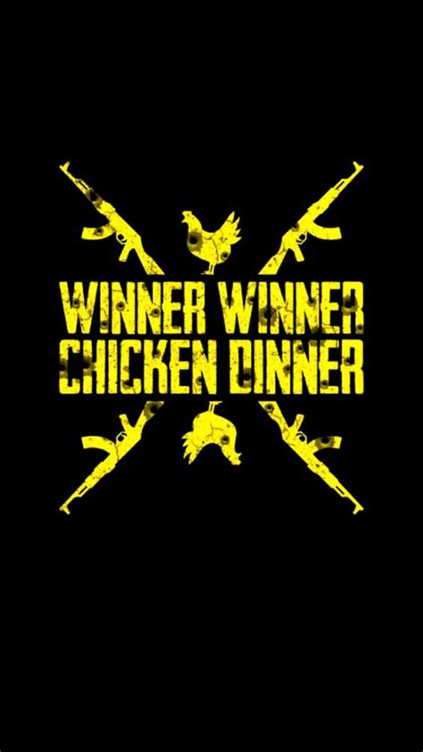 salam chicken dinner berikut kumpulan wallpaper pubg