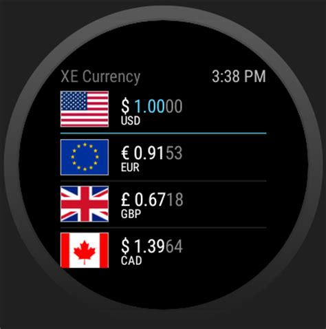 xe currency apk xe currency pro apk