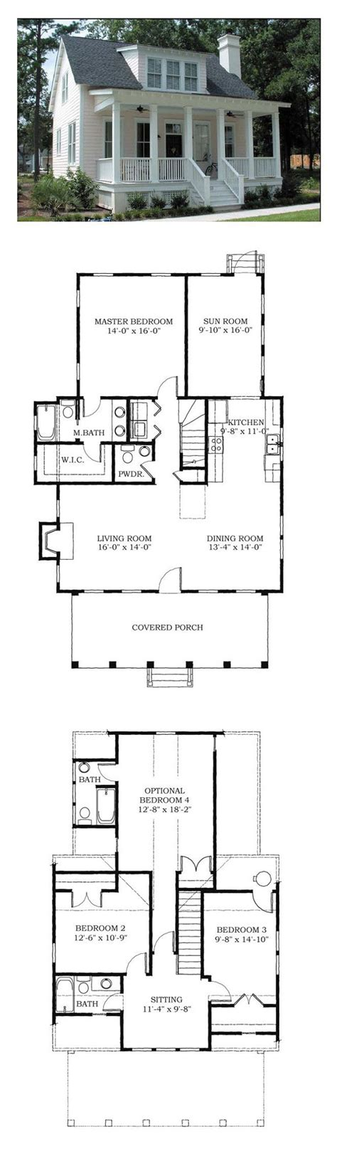 best 25 cottage floor plans ideas on cottage