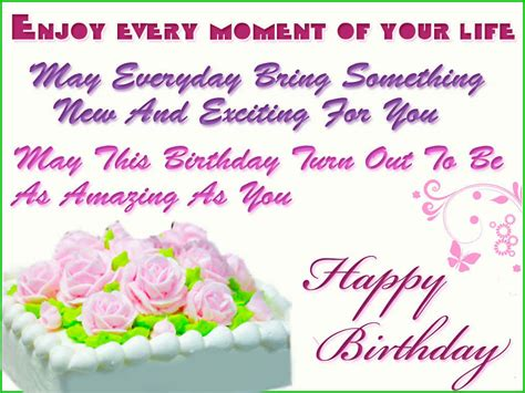 Birthday Wishes Quotes Birthday Messages