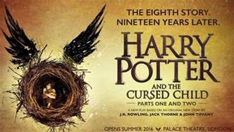 harry potter new year new harry potter book in 9 years is s most