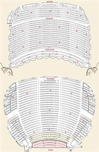 Boston Opera House Seating Plan Boston Opera House Seating Chart Theatre In Boston