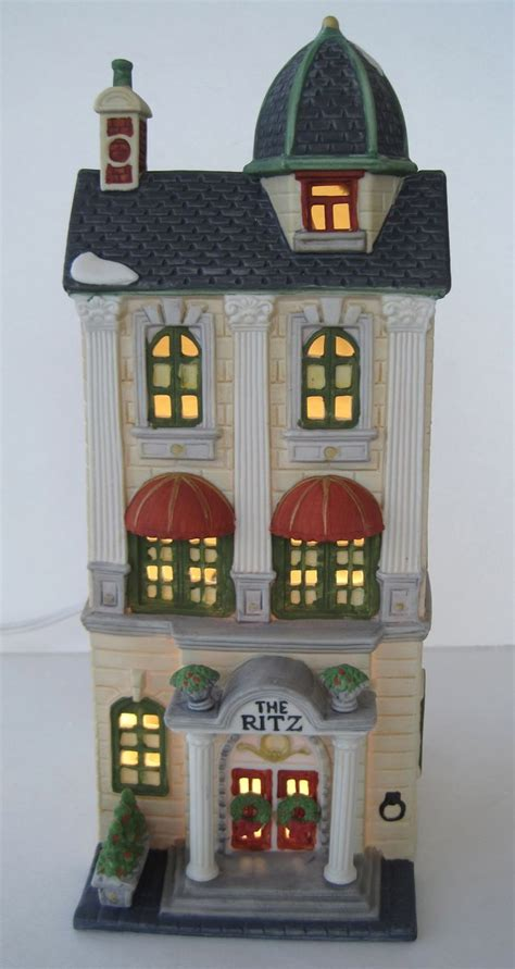christmas village department 56