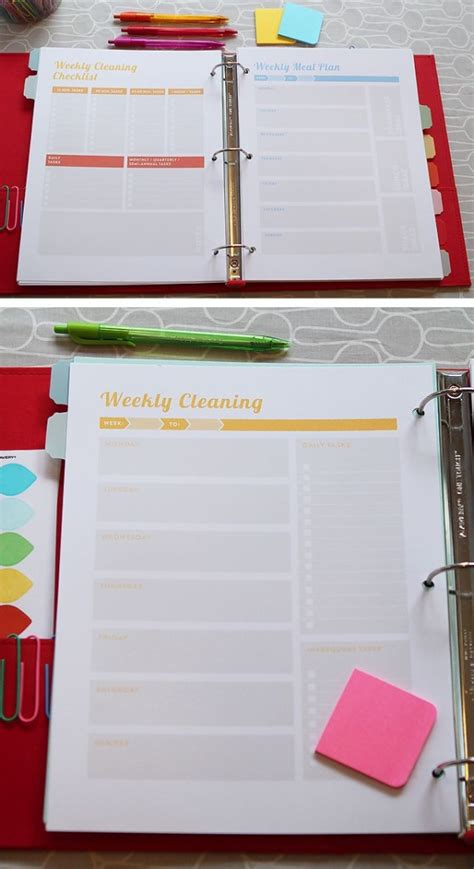 awesome 2014 printable pack for your home management