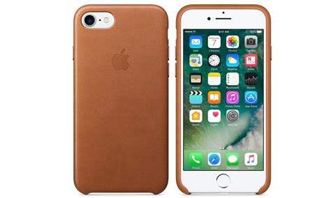 Iphone 7 Or 8 Leather Saddle Brown apple leather do iphone 7 8 saddle brown etui i