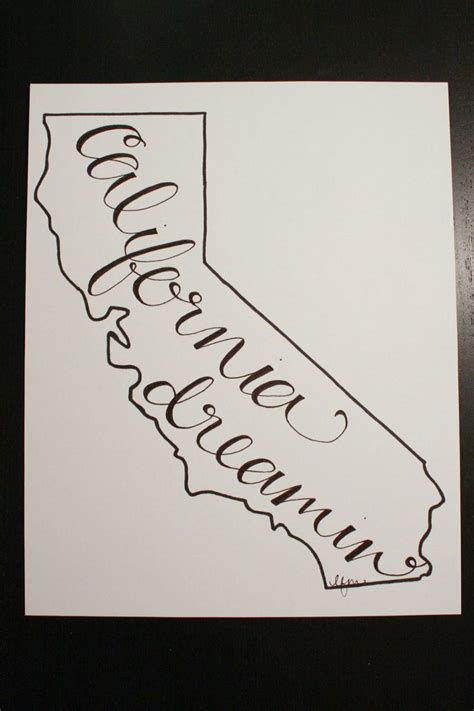 california outline tattoo designs top california state outline with images for