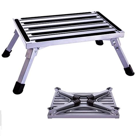 Aluminum Rv Step Stool by Compare Price To Rv Step Stool Dreamboracay