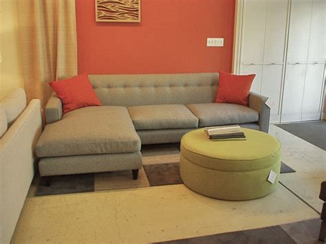 grey leather sectional sofa with sleeper ? Plushemisphere