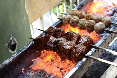 membuat bakso bakar cara membuat bakso bakar spesial lezat dan gurih mesin bakso