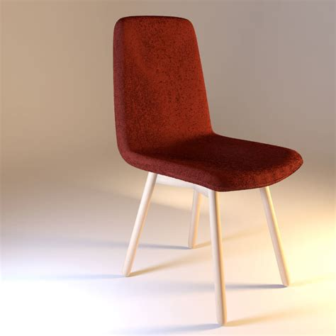 stuhl mã max chair stuhl 01 3d model