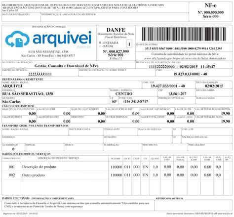 layout arquivo importação nfe o que 233 danfe entenda sua fun 231 227 o e import 226 ncia blog da