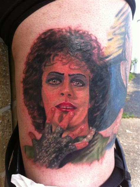 frank n furter tattoo frank n furter tattoos