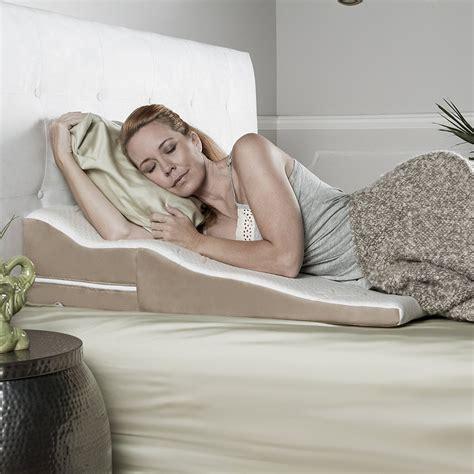avana superslant full length acid reflux bed wedge pillow wedge pillow for acid reflux gerd and heartburn the