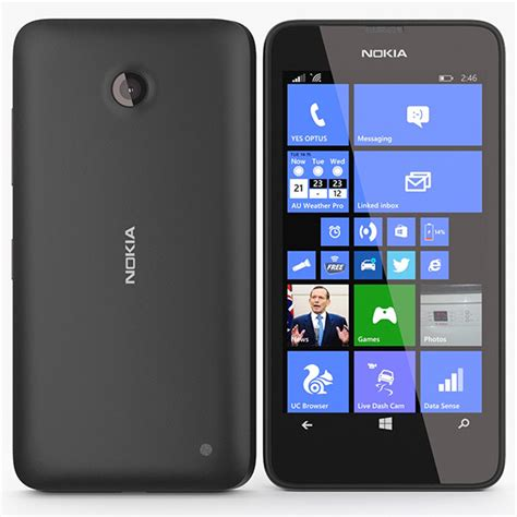 Nokia Lumia Lte nokia lumia 635 4g lte black windows 8 smart phone att excellent condition used cell phones