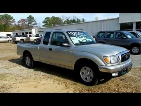 2004 Toyota Problems Toyota Tacoma Starting Issues