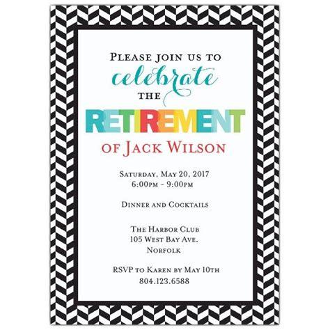 printable retirement invitations cards best 25 retirement party invitations ideas on pinterest