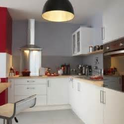meuble de cuisine blanc delinia d 233 lice leroy merlin