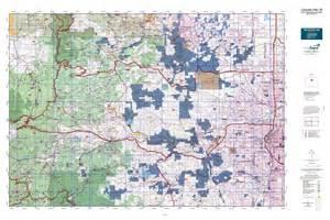 colorado gmu map my