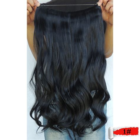shinion hair invisible hair extension reviews online shopping