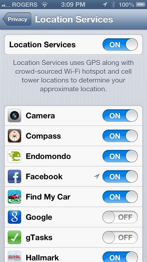 iphone location services how to enable location services on iphone ios 6 x metahead