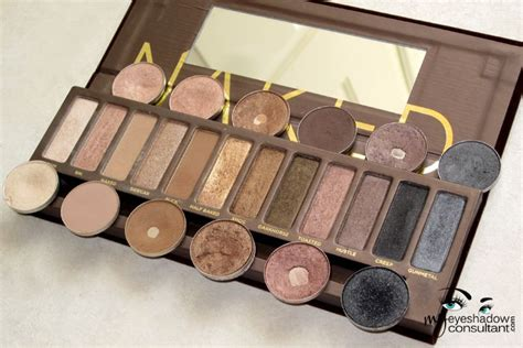 Eyeshadow Decay Original mac dupes for the decay original palette do