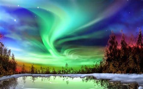 Northern Lights Cahaya Kutub Nora 7 keajaiban dunia yang wajib di ketahui remaja ccrg