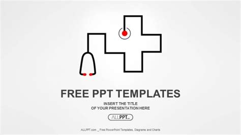 medicine ppt templates free simple powerpoint templates design