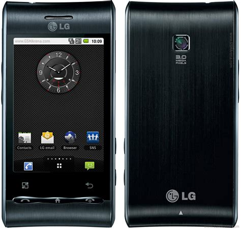 is lg android lg optimus phandroid