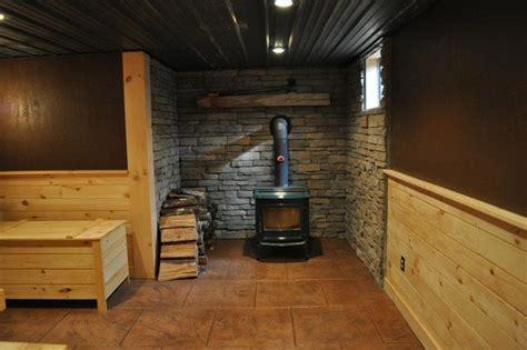rustic finished basement finished basements