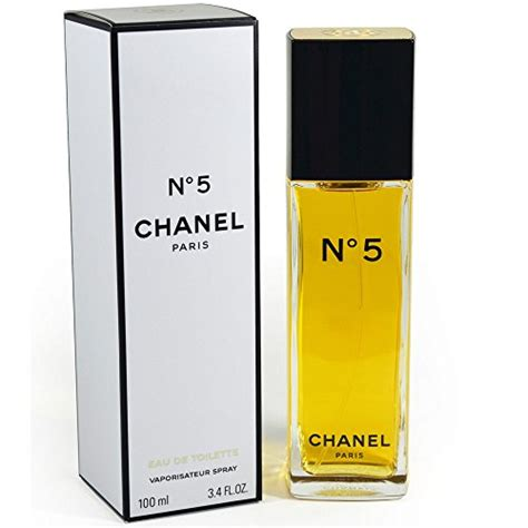 Chanel No 5 Edt 100 Ml chanel no 5 eau de toilette 100 ml preisvergleich eau