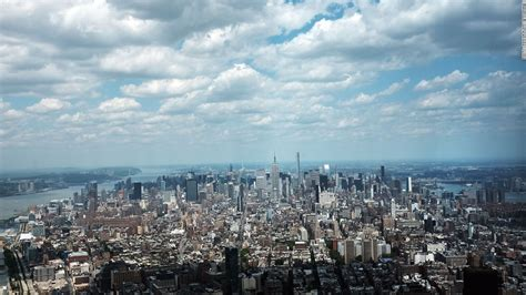 One S View Of The World the view from one world trade center s observatory business news