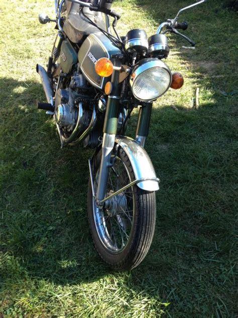 1973 honda cb350 four cafe racer bobber chopper for sale on 2040 motos