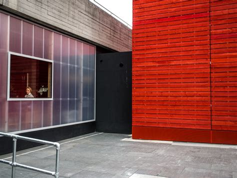 The Shed Theatre by Southbank Le Fl 226 Neur