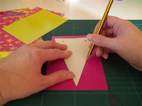 How To Make Something With Paper - things to make and do make paper bunting