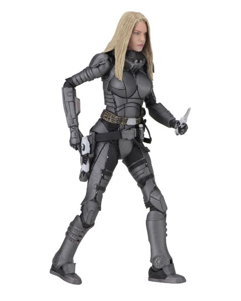 Large Scale Cara Figure valerian and the city of a thousand planets 7 scale