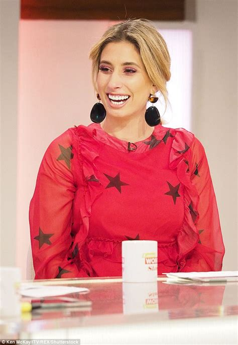 Dannielynns Baby To Be Revealed This Week by Stacey Solomon Admits She Has A Low Drive Daily Mail
