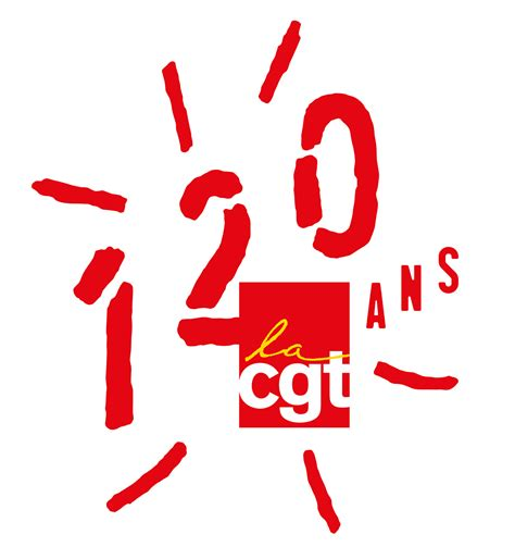 logos cgt vectoriales cgt confederal view image pr 233 sente offensive et d 233 rangeante la cgt 224 120 ans