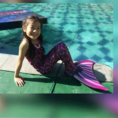 Kostum Putri jual kostum mermaid putri duyung renang anak size xl 12